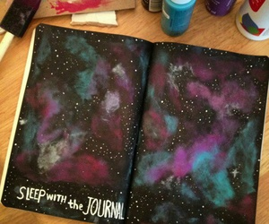 universe, wreck this journal, and sleep with the journal image