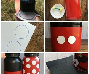 disney, diy, and mickey mouse image