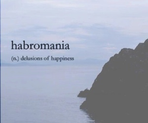 meaning, words, and habromania image