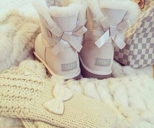 ugg, uggs, and winter image