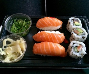 sushi and mypic image