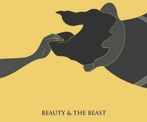 disney, princess, and beast image