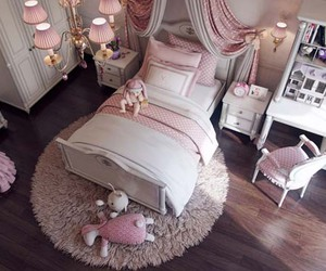 beautiful, bedrooms, and girls image