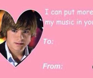 valentine, funny, and zac efron image