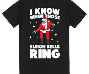 funny shirt, christmas shirt, and skreened image