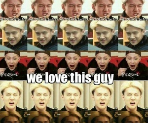 derp, expression, and exo memes image