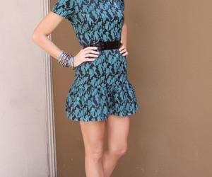 blake lively, dress, and fashion image