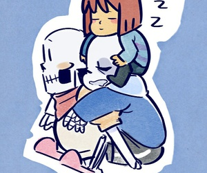 games, papyrus, and cute image