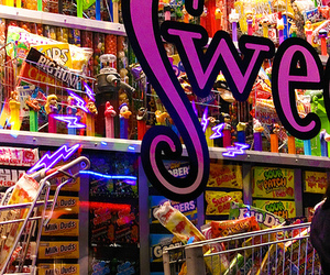 candy, store, and charlie image