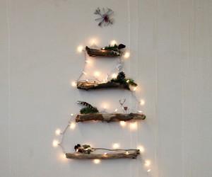 christmas, light, and diy image