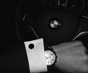 ball, bmw, and bow tie image
