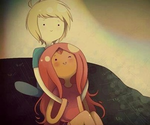 adventure time, finn, and love image