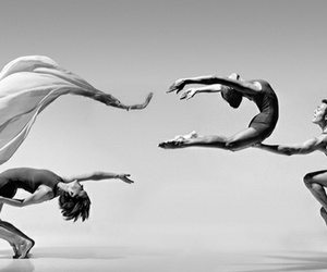 black, contemporary, and dance image