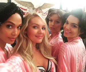 kendall jenner and candice swanepoel image