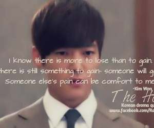 korea, Korean Drama, and quote image