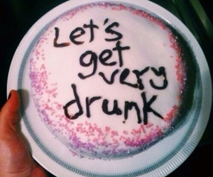 cake, drunk, and grunge image