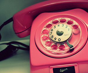 adorable, dial, and pink image