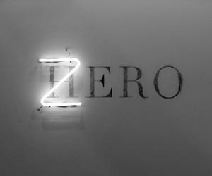 hero, zero, and style image