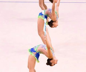 brasil, dance, and gymnastics image