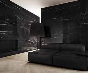 black and interior image