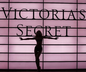 Victoria's Secret, pink, and model image