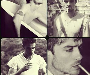 damon, sexy, and stefan image