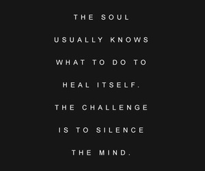 quote, mind, and soul image