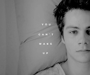 stiles, dylan o'brien, and teen wolf image