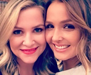 jessica capshaw, grey's anatomy, and camilla luddington image