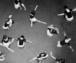 dance, ballet, and girl image