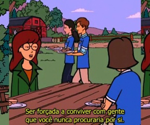 90s, Daria, and people image