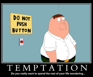 temptation, family guy, and funny image