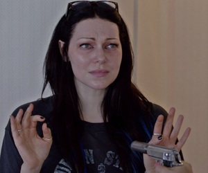 beauty, eyes, and laura prepon image