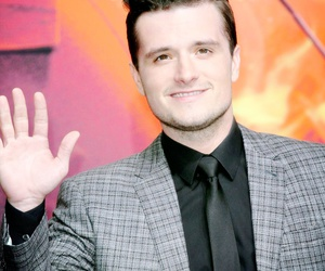 Hot, hunger games, and josh hutcherson image