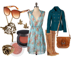 boots, Polyvore, and fashion image