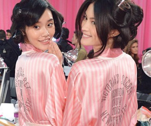 models, Victoria's Secret, and ming xi image