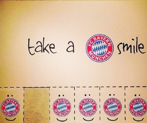 happiness, bayern munchen, and take a smile image