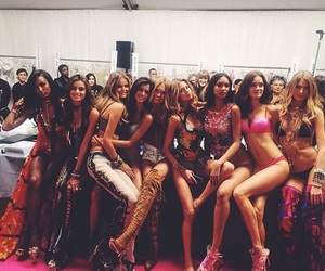 model, girls, and Victoria's Secret image