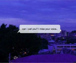 voice, miss, and quotes image