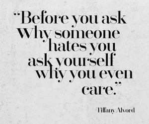 quote and care image