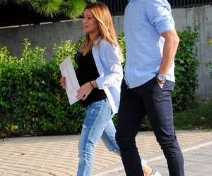 fernando torres, spain, and olalla dominguez image