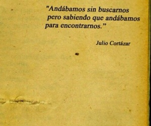 julio cortazar, frases, and books image