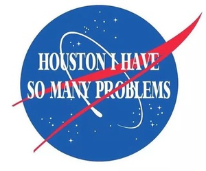 nasa, problem, and houston image