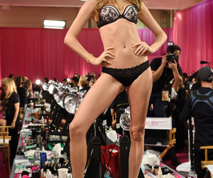 Behati Prinsloo, angel, and vsfs 2015 image