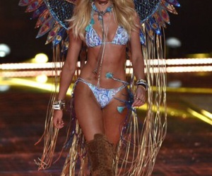 model, candice swanepoel, and angels image