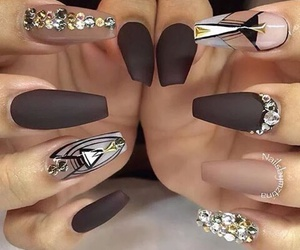 nails, cute, and musthave image