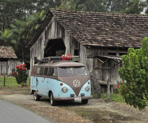 retro, south america, and volkswagen image