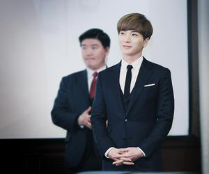 Leeteuk and super junior image