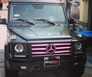 expensive, luxury, and mercedez g wagon image