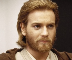 ewan mcgregor, star wars, and obi wan kenobi image